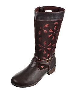 Rachel Girls' Lakewood Boots (Youth Sizes 13 – 5) - CookiesKids.com