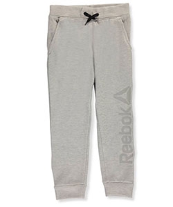 Reebok Little Boys' Toddler Fleece Joggers (Sizes 2T – 4T) - CookiesKids.com