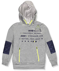 Reebok Big Boys' Hoodie (Sizes 8 – 20) - CookiesKids.com