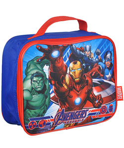 "The Avengers ""Assemble Now!"" Insulated Lunchbox - CookiesKids.com"