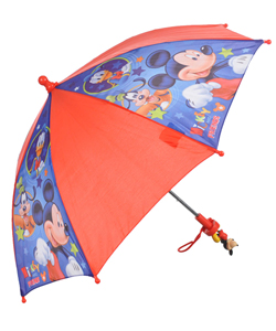 "Mickey Mouse ""Mickey Has Company"" Umbrella - CookiesKids.com"