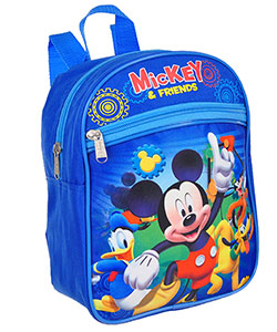 Mickey Mouse Clubhouse Mini Backpack - CookiesKids.com
