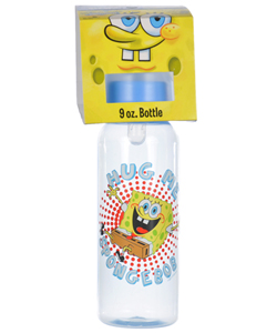"SpongeBob Squarepants ""Hug Me"" Bottle (9 oz.) - CookiesKids.com"
