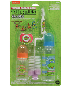 TMNT 4-Piece Gift Set - CookiesKids.com