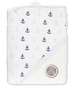Petite L'amour Hooded Towel & Washcloth - CookiesKids.com