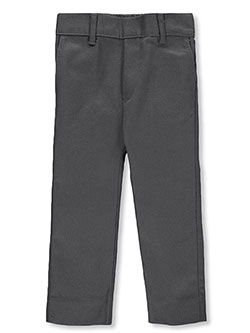 Rifle Little Boys' Toddler Flat Front Pants (Sizes 2T - 4T) - CookiesKids.com