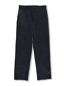 Rifle Boys Flat Front Pants (Adult Waist Sizes 33