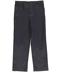 Rifle Big Boys' Husky Flat Front Pants (Husky Sizes) - CookiesKids.com