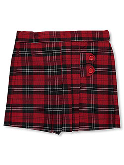 Rifle/Kaynee Big Girls' Kilted Envelope Skirt (Sizes 7 – 18) - CookiesKids.com