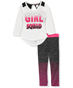 Girl Squad Little Girls' 2-Piece Outfit (Sizes 4 – 6X) - CookiesKids.com
