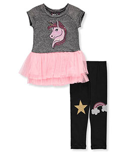 RMLA Little Girls' 2-Piece Outfit (Sizes 4 – 6X) - CookiesKids.com