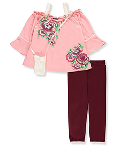RMLA Big Girls' 2-Piece Outfit with Purse (Sizes 7 – 16) - CookiesKids.com