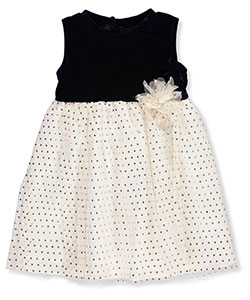 Pretty as a Picture Baby Girls' Dress - CookiesKids.com