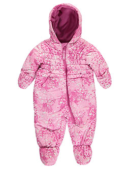 "Rothschild Baby Girls' ""Lace Look"" Pram Suit - CookiesKids.com"