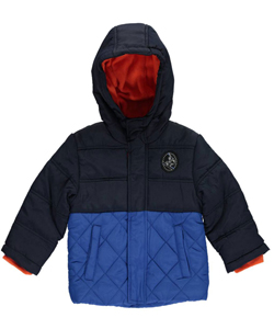 "Rothschild Baby Boys' ""Snowboard Insignia"" Insulated Jacket - CookiesKids.com"