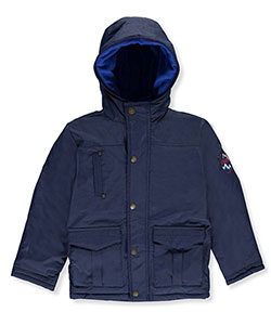 Chaps Little Boys' Insulated Jacket (Sizes 4 – 7) - CookiesKids.com