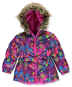 "Rothschild Baby Girls' ""Groovy"" Insulated Jacket - CookiesKids.com"