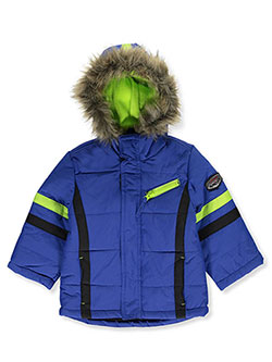 "R. 1881 Baby Boys' ""Diamond Trail"" Insulated Jacket - CookiesKids.com"