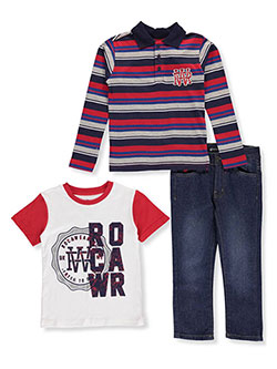 Rocawear Little Boys' 3-Piece Set (Sizes 4 – 7) - CookiesKids.com