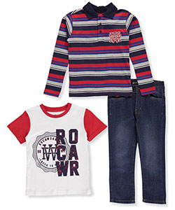 Rocawear Big Boys' 3-Piece Set (Sizes 8 – 20) - CookiesKids.com