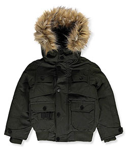 Rocawear Little Boys' Insulated Jacket (Sizes 4 – 7) - CookiesKids.com