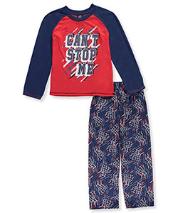 What's New Big Boys' 2-Piece Pajamas (Sizes 8 – 20) - CookiesKids.com