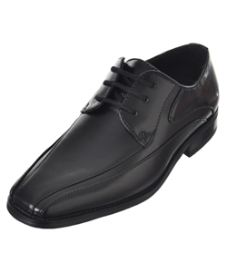 "Stacy Adams ""Peyton"" Dress Shoes (Boys Youth Sizes 12.5 – 7) - CookiesKids.com"