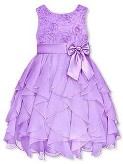"American Princess Baby Girls' ""Perfect Petals"" Dress - CookiesKids.com"