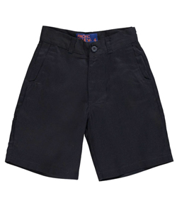 "Pacific Blue Little Boys' ""Secret Pocket"" Slim Fit Shorts (Sizes 4 – 7) - CookiesKids.com"