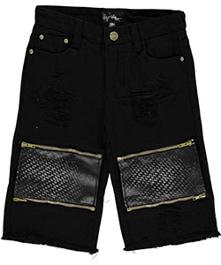 "Fly Society Big Boys' ""Too Fly"" 3-in-1 Shorts (Sizes 8 – 20) - CookiesKids.com"