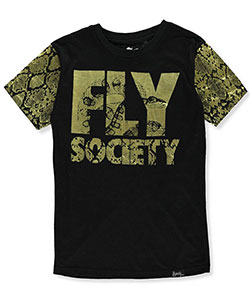 Fly Society Big Boys' T-Shirt (Sizes 8 – 20) - CookiesKids.com