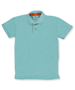 Seven Souls Little Boys' Pique Polo (Sizes 4 – 7) - CookiesKids.com