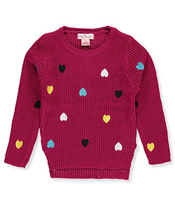 Pink Angel Little Girls' Sweater (Sizes 4 – 6X) - CookiesKids.com
