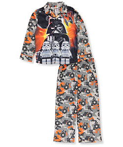 Lego Star Wars Big Boys' 2-Piece Pajamas (Sizes 8 – 20) - CookiesKids.com