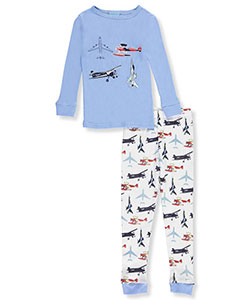 Sweet & Soft Little Boys' Toddler 2-Piece Pajamas (Sizes 2T – 4T) - CookiesKids.com