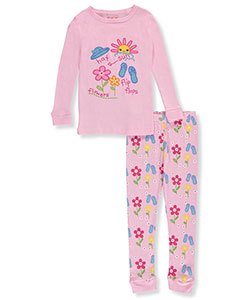Sweet & Soft Baby Girls' 2-Piece Pajamas - CookiesKids.com
