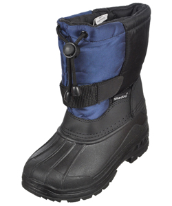 "Skadoo Boys ""Snow Goer"" Boots (Toddler Sizes 9 – 12) - CookiesKids.com"
