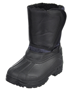 "Skadoo Boys ""Winter Journey"" Boots (Toddler Sizes 8 – 12) - CookiesKids.com"