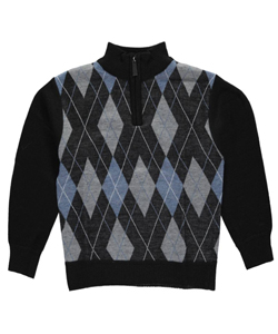 "American Legend Outfitters Little Boys' ""Homeroom"" Zip-Up Sweater (Sizes 4 – 7) - CookiesKids.com"