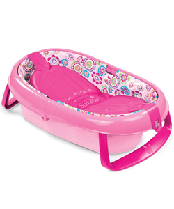 Summer Infant EasyStore Comfort Tub - CookiesKids.com