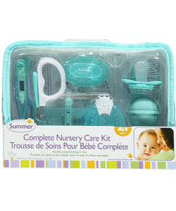 Summer Infant 21-Piece Complete Nursery Care Kit - CookiesKids.com