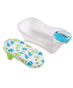 Summer Infant Newborn-to-Toddler Bath Center & Shower - CookiesKids.com
