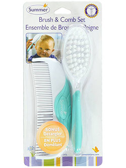 Summer Infant Brush & Comb Set - CookiesKids.com