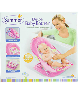 Summer Infant Baby Bather - CookiesKids.com