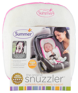 "Summer Infant ""Snuzzler"" Support System - CookiesKids.com"