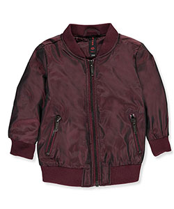 Sportier Baby Boys' Flight Jacket - CookiesKids.com