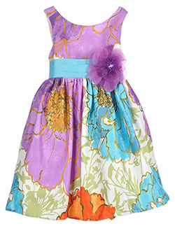 "Dorissa ""Powerscourt Gardens"" Dress (Sizes 2T – 4T) - CookiesKids.com"
