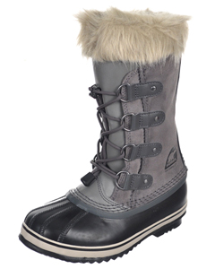 Sorel Girls' Joan of Arctic Boots (Youth Sizes 1 – 7) - CookiesKids.com
