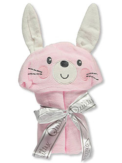 Quiltex Hooded Towel – Bunny - CookiesKids.com