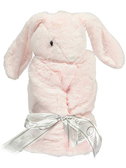 Quiltex Security Blanket – Bunny - CookiesKids.com